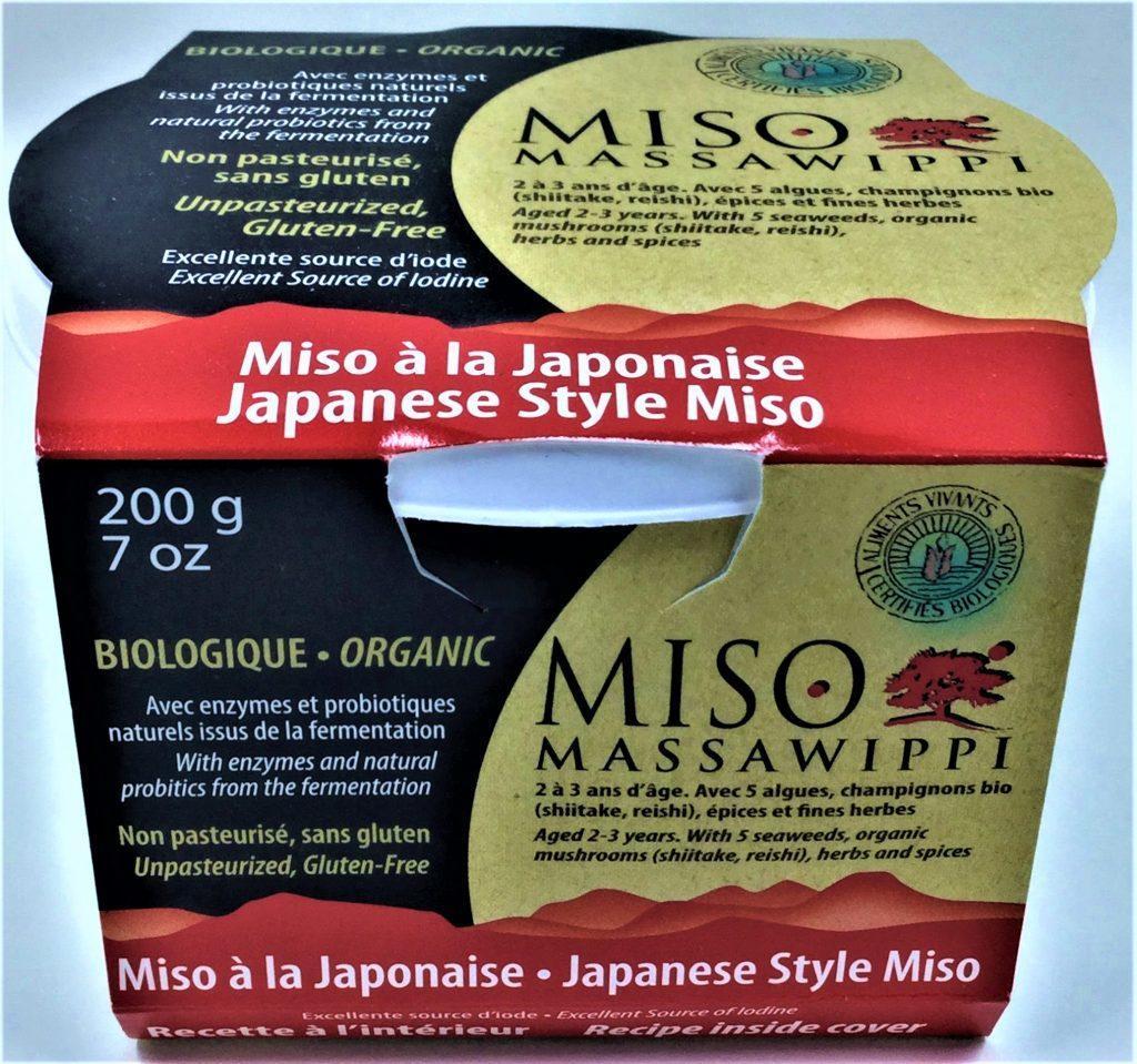 Miso Japonais 200g