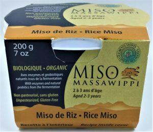 Miso de Riz 200 g