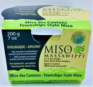 Miso des Cantons 200 g
